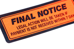 Violations of Debt Collection Laws