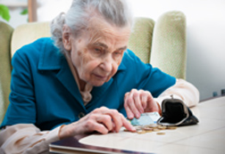 Financial Elder Abuse Often Perpetrated by Trusted Family and Friends