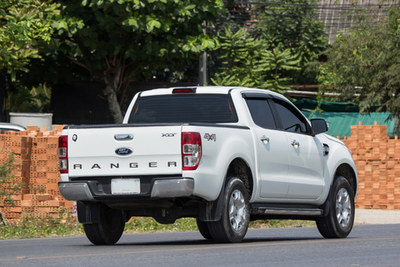 Older Ford Ranger Truck Airbags at Risk