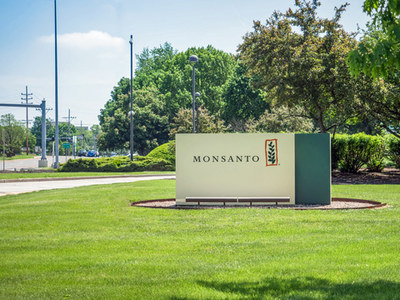 Monsanto has appealed a  million award