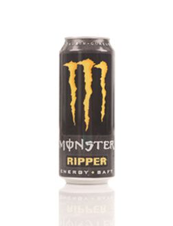 More to Monster Drink Contents Than Just Caffeine