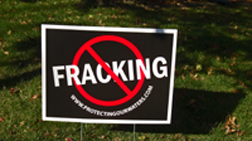 Fracking Company Sent Packing