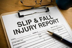 Slip and Fall Claim Filed by Kmart Shopper Seeks 0,000