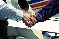 Potential for Antitrust in Huge Proposed Airline Agreement