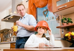 Asbestos Testing a Family Concern