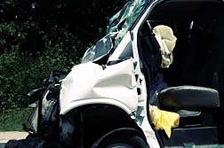 Horrific Auto Accident Claims Five Lives