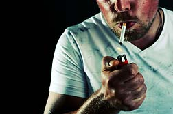 Family law takes on parents who smoke