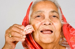 Denture Cream Attorney: Patients Must Have a Blood Test