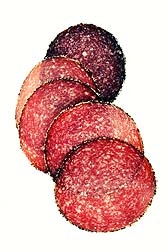 Peppered Salami Suspect in Foodborne Illness Outbreak