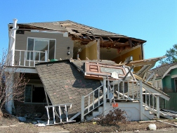 Property Damage Leads to Hurricane Sandy Insurance Claims