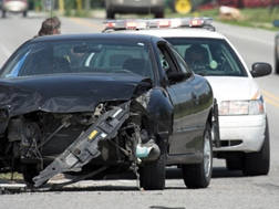 Two Officers Hurt in Kansas City Car Accident