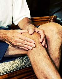 Patient's Knee Swells up After Levaquin Use