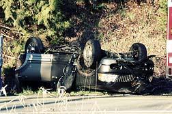 Texas Car Crash Kills Mother And Son