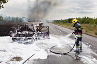 Fire Fighterer Car Fire Foam