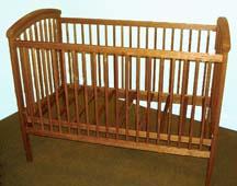 graco crib recalled