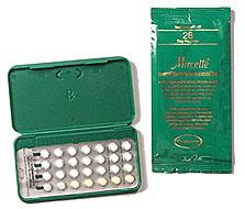 Desogestrel Only Birth Control