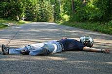 Motorcycle Accident Insurance Payout